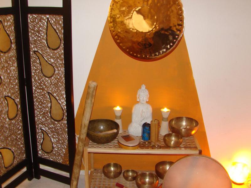 Zvučna kupka i muzikoterapeutska masaža