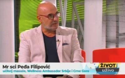 Gostovanje Pedje Filipovića u emisiji