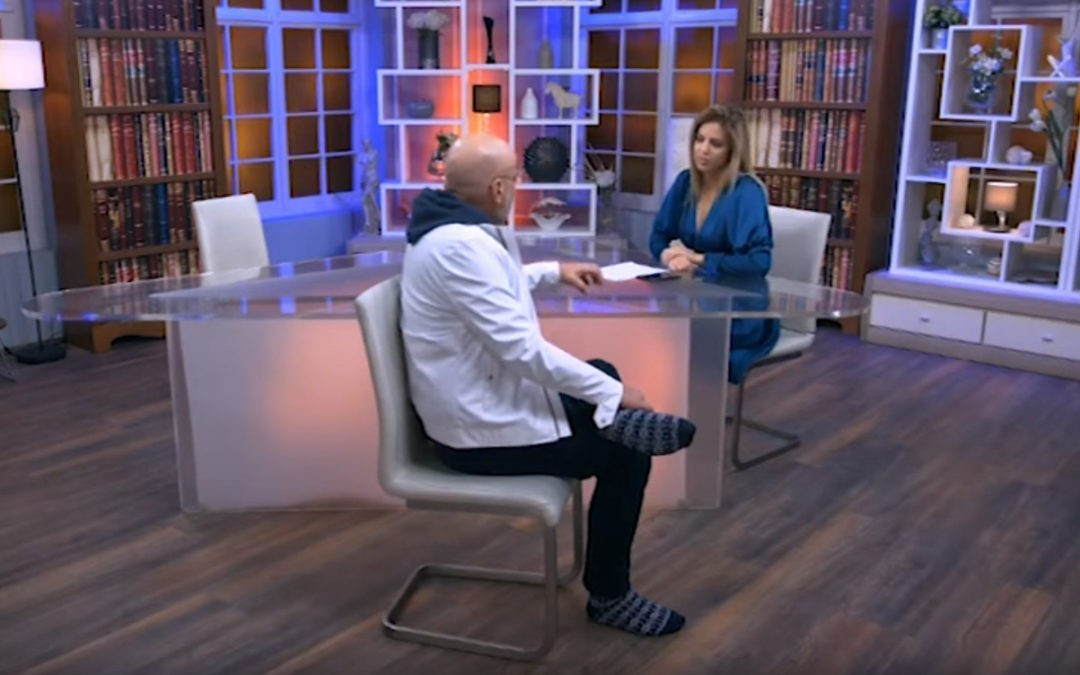 Peđa Filipović na TV HAPPY – RANO JUTRO 21.02.2020.